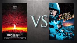 Geek Wars: Independence Day Vs Starship Troopers